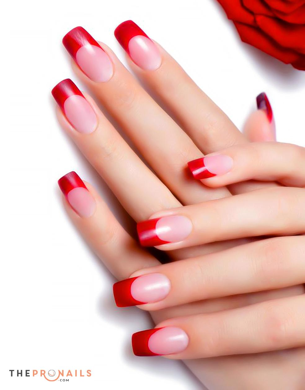 Not To Mention That Colorful Tips Would Go Hand In With A Series Of Diffe Nail Colors It Will Certainly Bring Out The Uniqueness You
