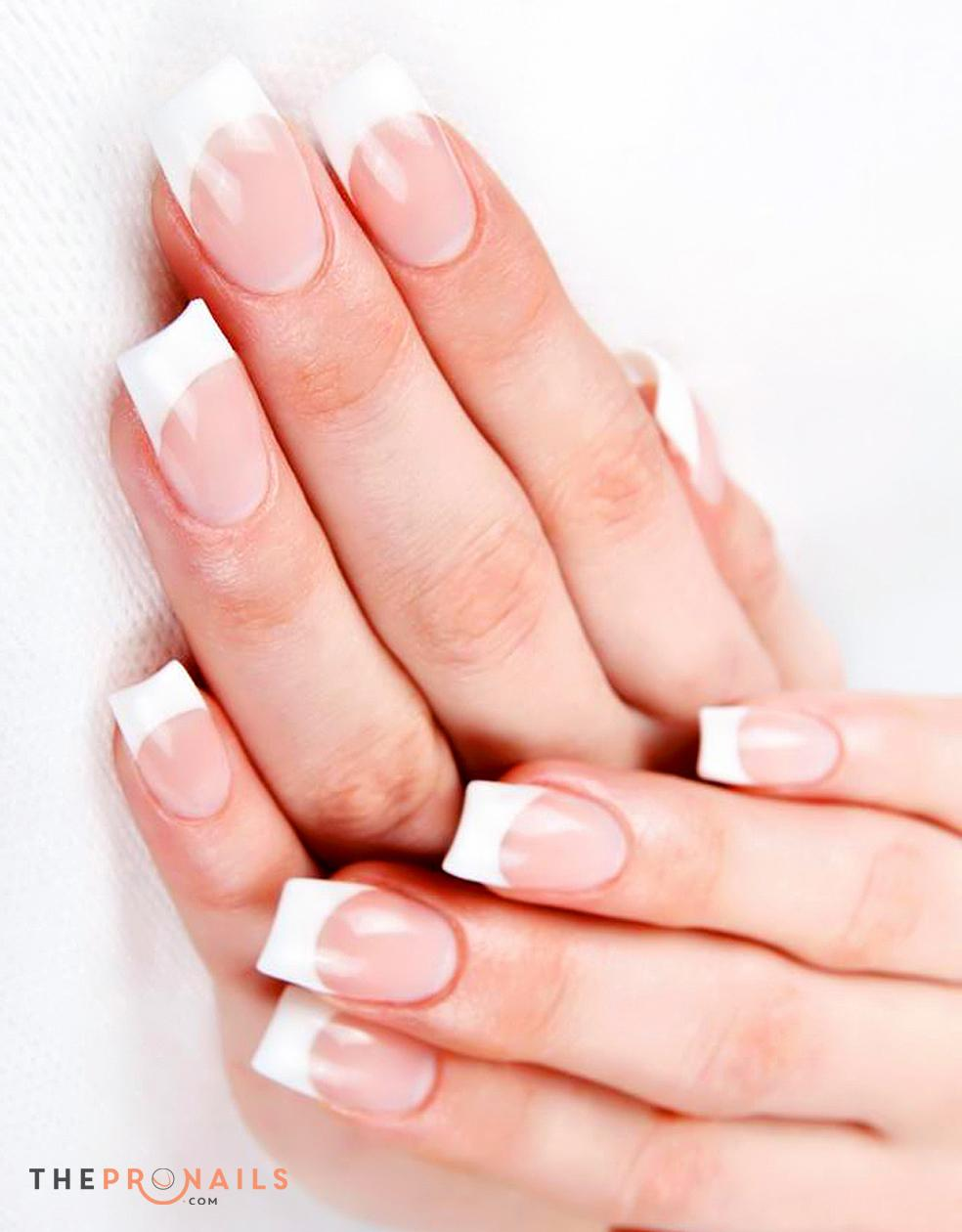 PG Nails | Also Add Dip Powder Clear
